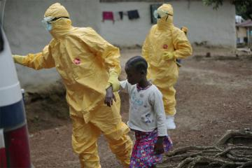 Konqoda Ebola virusundan ölənlərin sayı 800-ü keçib