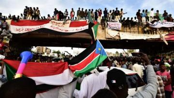 Sudan's military council removes defense minister, names new intelligence head
