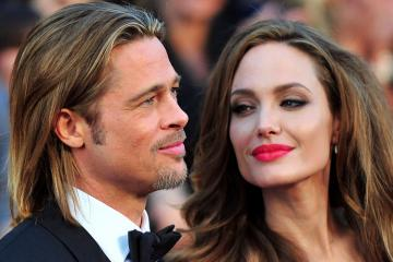 Brad Pitt, Angelina Jolie's marriage officially over