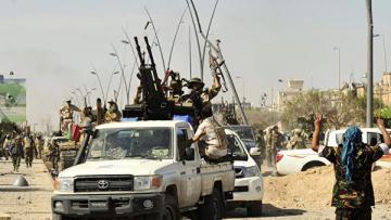 Британия подготовила резолюцию ООН о немедленном прекращении огня в Ливии