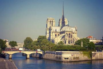 [color=red]Notre-Dame[/color]: A history of Paris's beloved cathedral