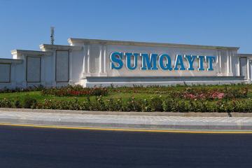 Sumqayıtda infrastruktur layihələrinə 2 milyard manat investisiya qoyulub