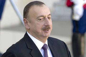 """President Ilham Aliyev: """"I was deeply saddened by fire at Notre-Dame Cathedral"""""""