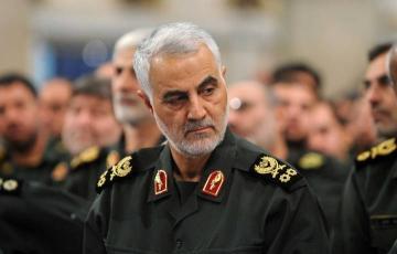 IRGC General Soleimani's Instagram page blocked after US blacklisting