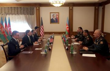 "Azerbaijan Defense Minister: ""Double standards applied to Nagorno-Karabakh conflict"""