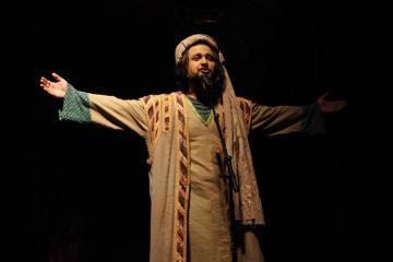 """Akademik Musiqili Teatrın aktyorları """"Nəsimi ili – Nəsimi dili"""" festivalında 3-cü yer qazanıblar"""