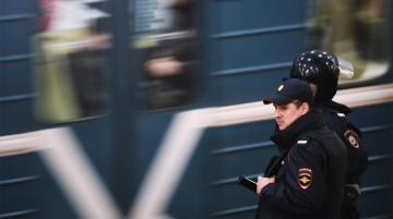 Naməlum şəxs Moskvada metronun xanım əməkdaşını girov götürüb