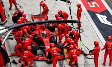 Ferrari choose fewer soft tyres than rivals for Azerbaijan GP