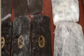Salyan sakinindən 15 kq narkotik götürülüb