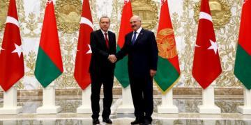 Aleksandr Lukaşenko bu gün Türkiyəyə rəsmi səfər edəcək