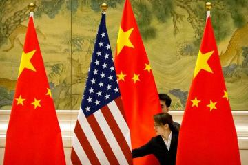 U.S. businesses no longer 'positive anchor' for U.S.-China relations: chamber