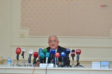 """Ramiz Rzayev: """"Ali Məhkəməyə daxil olmuş işlərin sayı 2 faiz artıb"""""""