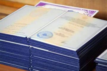 Минобразования: В стране выявляются фальшивые иностранные дипломы