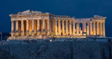Afinanın Akropol açıq hava muzeyində 4 nəfəri ildırım vurub
