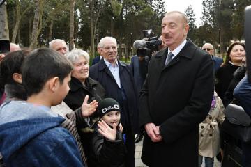 """Azərbaycan Prezidenti: """"Sosial ödənişlər artırılacaq"""""""