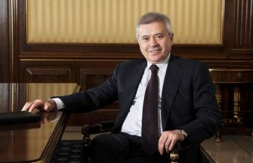 Vagit Alekperov is the third richest person of Russia