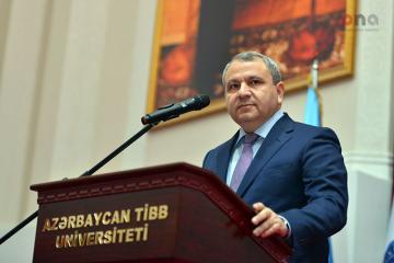 """Elçin Babayev: """"Bakı Dövlət Universiteti yenilənir"""""""