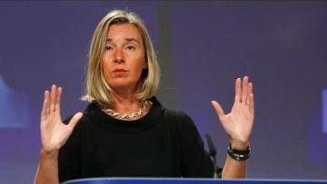 """Federika Mogerini: """"Çində uyğurların hüquqları pozulmaqda davam edir"""""""