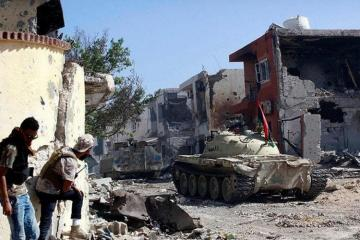 Death toll exceeds 200 in Tripoli fighting - WHO