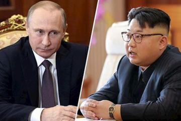 Vladimir Putin və Kim Çen In aprelin ikinci yarısında Moskvada görüşəcəklər