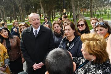 """Prezident İlham Əliyev: """"Maaşlar və pensiyalar bundan sonra da qaldırılacaq"""""""