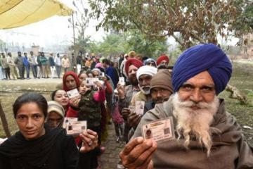 Hindistanda parlament seçkilərinin 2-ci mərhələsi başlayıb