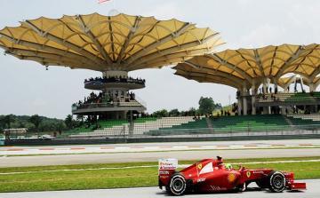 """""""Formula-1"""" Malayziyaya qayıdır"""