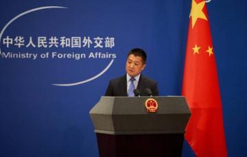 МИД Китая: Встреча Путина и Ким Чен Ына будет способствовать денуклеаризации КНДР