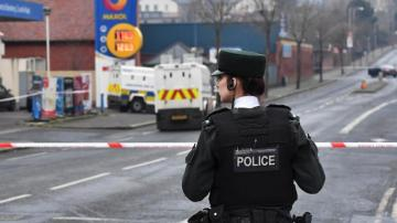 Woman killed in 'terrorist incident' amid violence in Northern Ireland's Derry