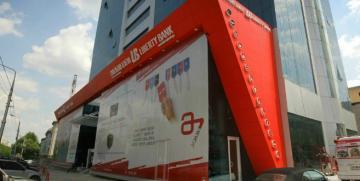 Tbilisidə bank qarət olunub