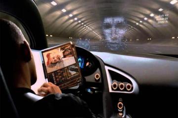 Японские компании инвестируют $1 млрд в развитие беспилотных автомобилей