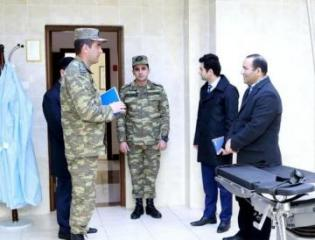 The Ombudsman's Office representatives visited the military unit