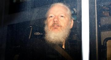Alleged video of Assange's 'Kung Fu' routine leaked