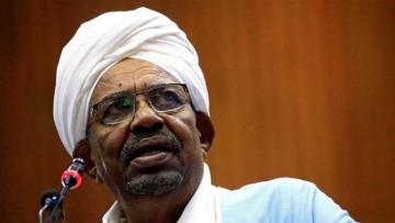 Millions of euros in cash found in house of Sudanese ex-president