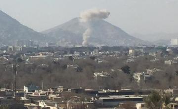 У здания министерства связи Кабула прогремел взрыв