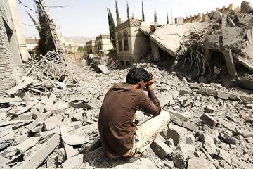 ВВС аравийской коалиции уничтожила беспилотники хуситов