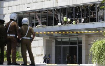 На Шри-Ланке задержали семь человек, подозреваемых во взрывах