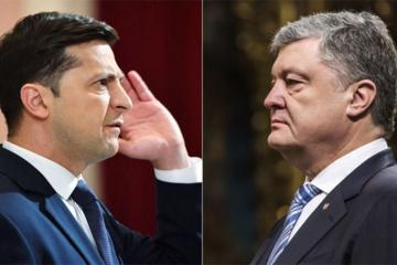 Ukraynada prezident seçkilərinin ikinci turu keçirilir