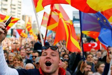 Şimali Makedoniyada prezident seçkiləri keçirilir