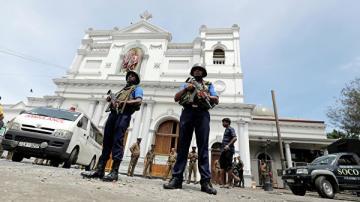 Şri-Lanka hökuməti aprelin 23-nü matəm günü elan edib