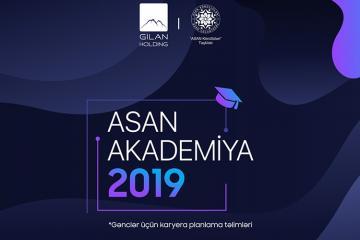 """""""ASAN Akademiya 2019"""" layihəsinə start verilib"""