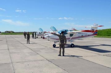 Azərbaycanın hərbi pilotları  təlim-məşq uçuşlarına başlayıb
