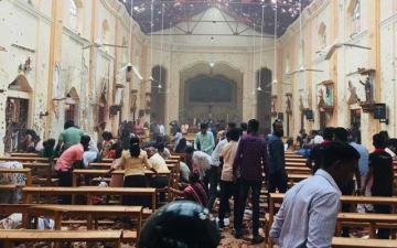 Şri-Lankada terror aktları nəticəsində ölənlərin sayı 321-ə çatıb