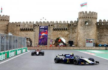 Обнародован график Гран-При SOCAR Азербайджан «Формула-1»
