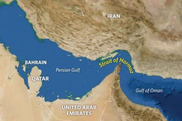 ABŞ İranı Hörmüz boğazında gəmiçiliyi təmin etməyə çağırıb
