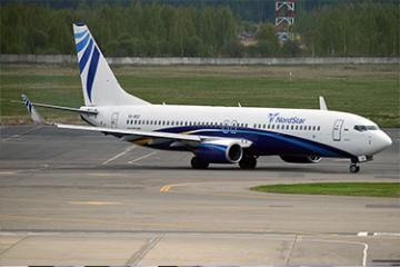 """""""Nordstar"""" Norilsk-Samara-Bakı marşrutu üzrə uçuşları dayandırıb"""