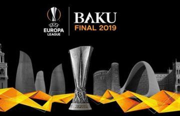 UEFA officials in Baku for Europa League final match broadcast