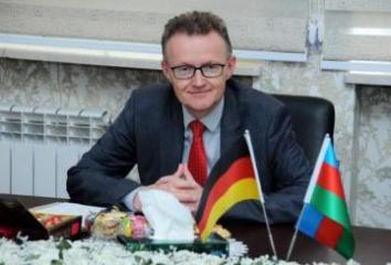 German Ambassador Kindsgrab completing diplomatic mission in Azerbaijan