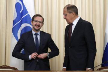 Россия ведущий партнер в переговорах по урегулированию нагорно-карабахского конфликта – генсек ОБСЕ