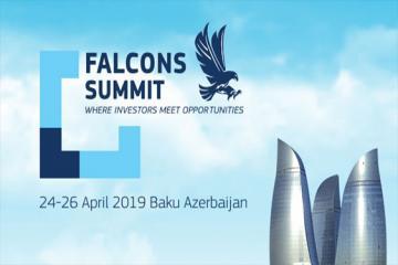 """Bakıda """"Falcons Summit"""" tədbiri keçirilir"""